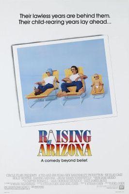 Raising Arizona (1987) movie #poster, #tshirt, #mousepad, #movieposters2