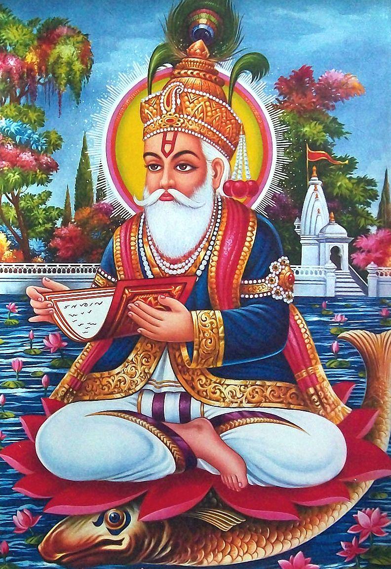 Чети Чанд (Cheti Chand) - новый год у Синдхов, это народ в Пакистане и Индии. Праздник считается днем рождения Святого Джулелала.