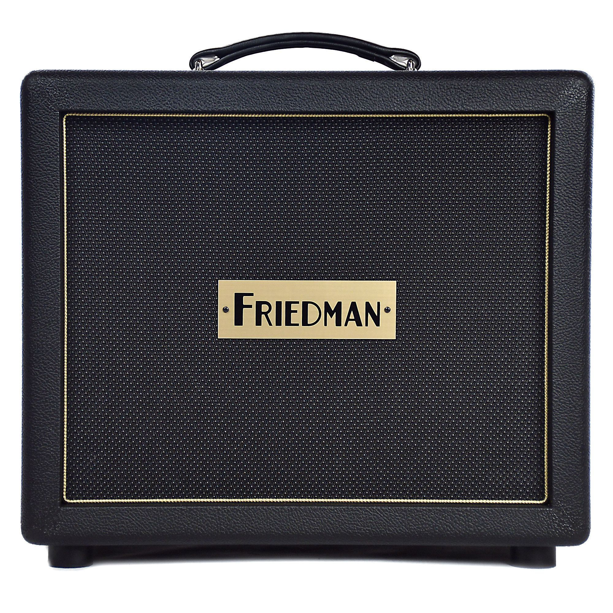 Friedman 1x12 Closed-Back Cabinet w/Celestion Creamback