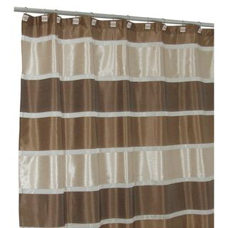 Emejing Brown And Tan Shower Curtain Ideas - 3D house designs ...