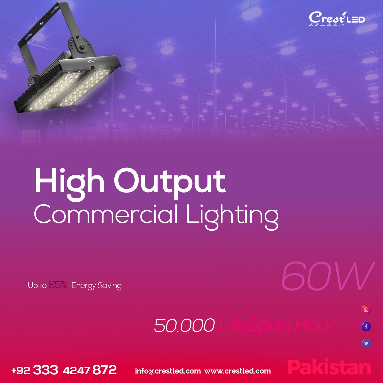 Led High Bay Lights In 2020 High Bay Lights Bay Lights Energy Saving Technology