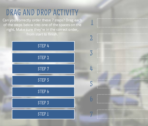 Storyline 2 Free Download: Drag-and-Drop Activity Template