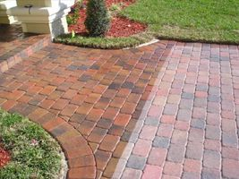 Home Depot Pavers For Patio | Moderna Paver U2013 Brick Paver Installation  Jacksonville Sealing .
