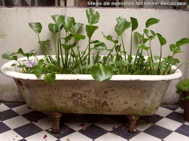 foto idea de nuestros lectores decocasa bañera c.plantas m