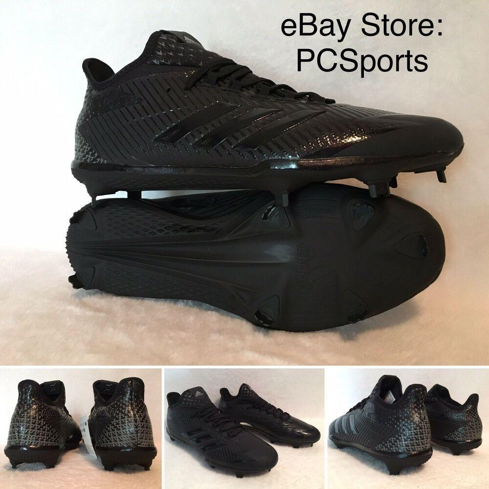 adidas Men's Icon Fusion Baseball Turf Shoes