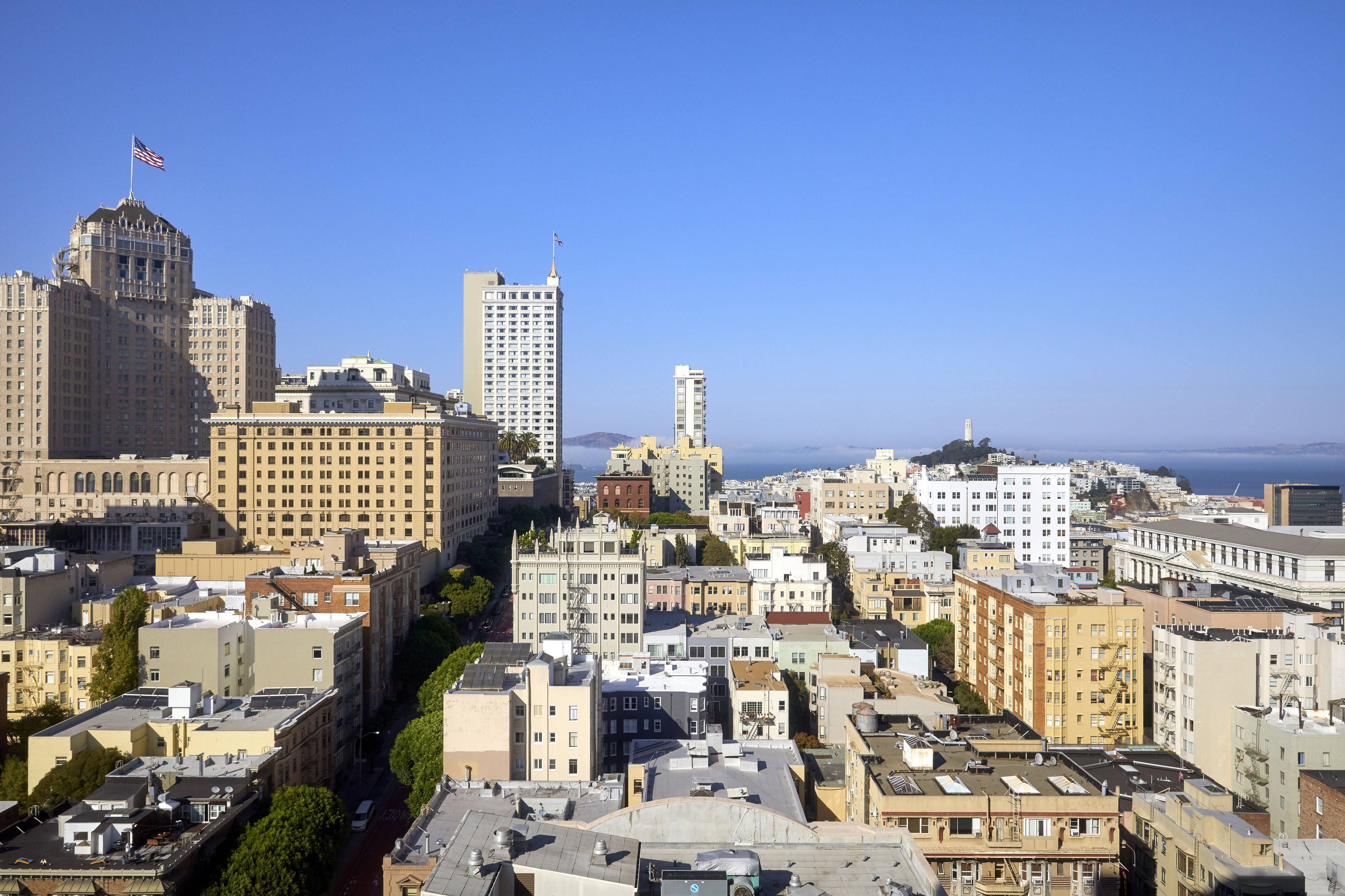 San Francisco Marriott Union Square Bay Views Hotels Happy Rooms Union Square San Francisco