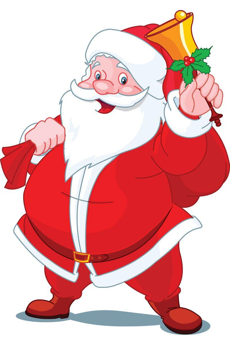 Father Xmas Cartoon Pics : father, cartoon, About, Santa, Claus, Images,, Drawing,, Christmas, Cartoons