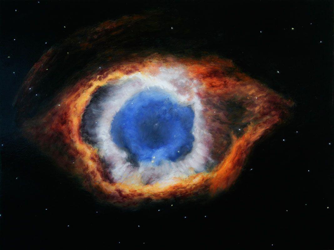 helix nebula | Nebulas | Helix nebula, Infinite universe ...