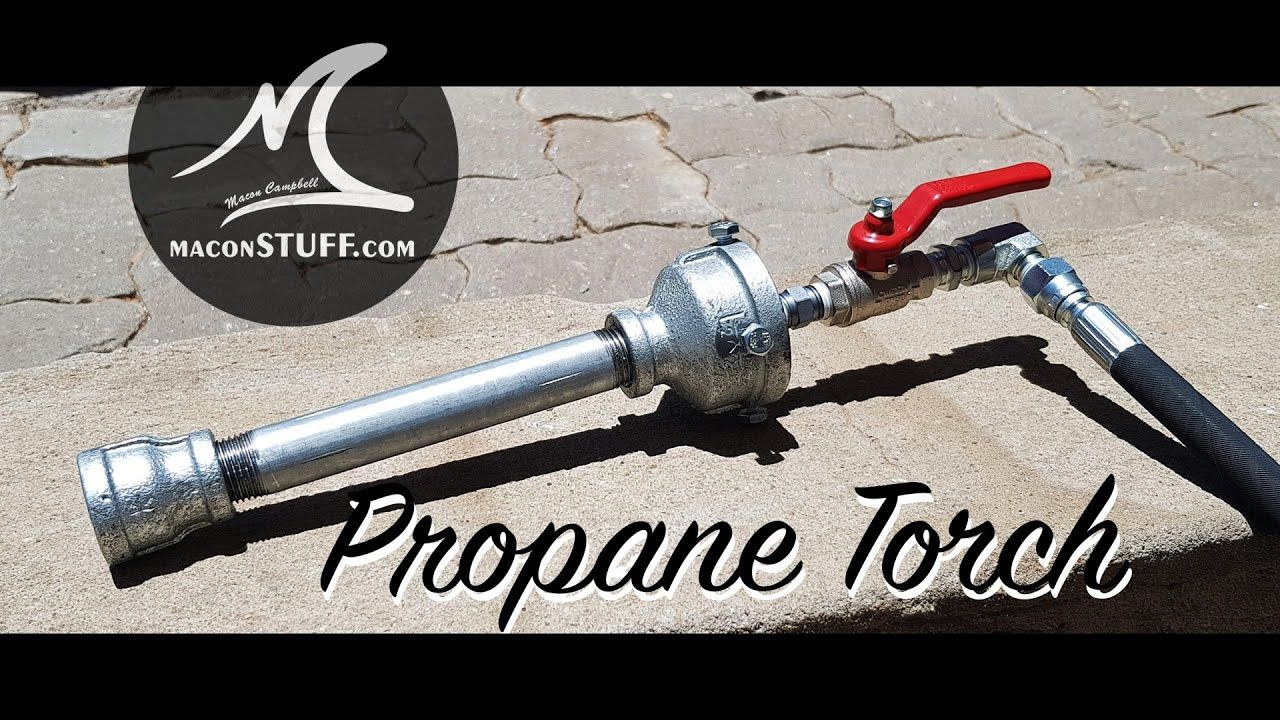 Propane Torch Upgrade For My Forge In 2020 Propane Forging Forge Burner