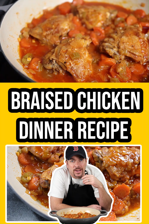 Photo of Easy Chicken Dinner Recipe
