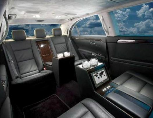 Mercedes S Class Limousine Manufacturer Usa With Images Nyc