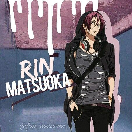 Rin Matsuoka Free My Edit Free Iwatobi Swim Club Free Iwatobi Iwatobi Swim Club Zerochan has 888 matsuoka rin anime images, wallpapers, hd wallpapers, android/iphone wallpapers, fanart, cosplay pictures, facebook covers, and many more in its gallery. pinterest