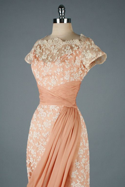 Pretty mother of the bride dress