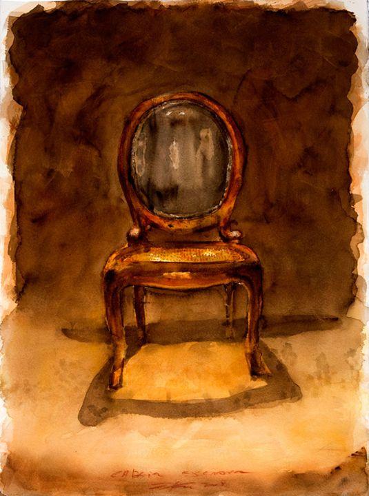 fernando ekman  aquarela sobre papel  77x57 , 2009