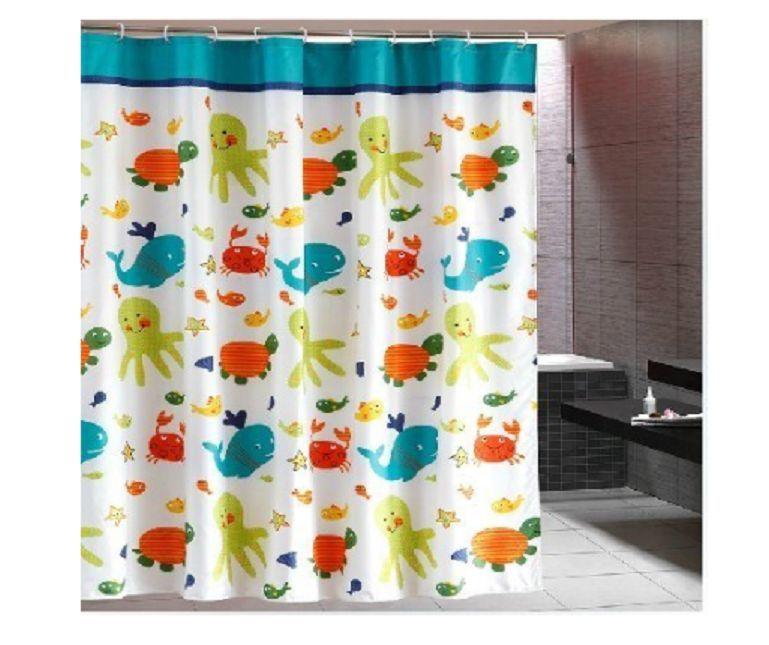 180x200 Cm Spa Wasserdicht Duschvorhang Peva Bad Dusche Vorhange