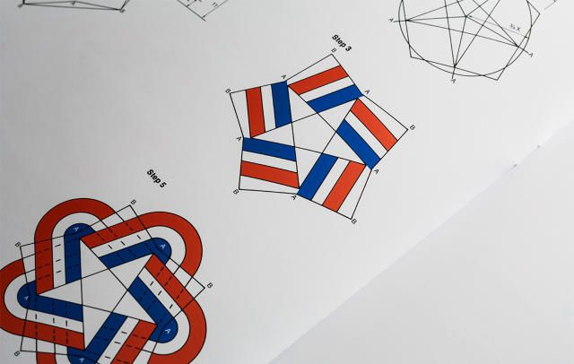 A logo created for America's 200th birthday is a reminder of national pride at a divided time.