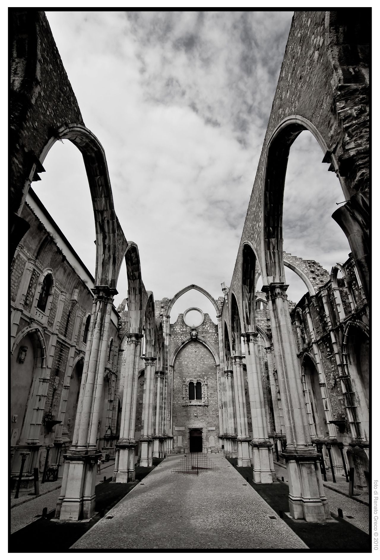 Igreja do Carmo - Lisboa - Portugal