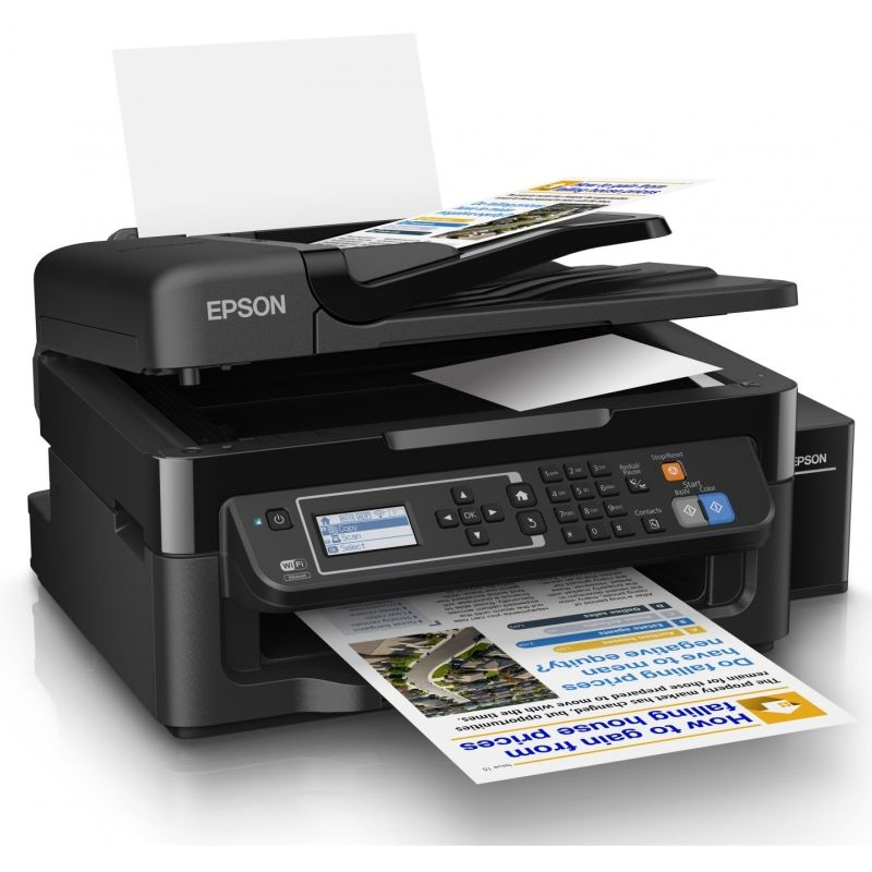 Back To The Office Epson L565 Its Ink Tank System 4 In 1