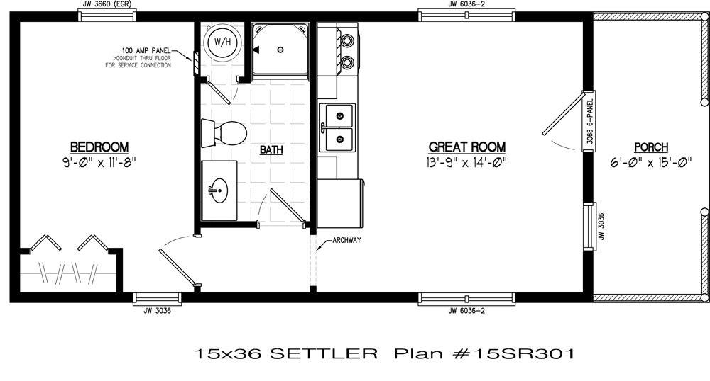 Settler Log Cabin Pricing Floor Plans Zook Cabins