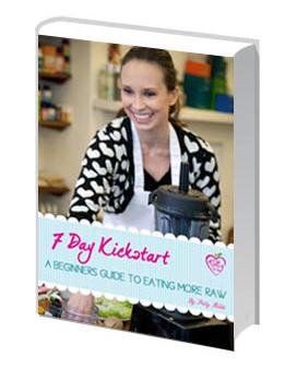 7DayKickstart raw food book