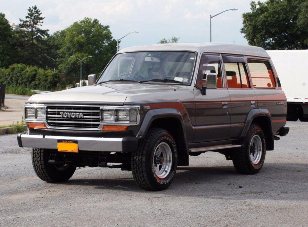 1989 Toyota Land Cruiser Hj61 In 2020 Toyota Land Cruiser Land Cruiser Toyota