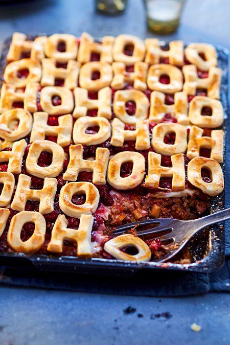 Ho-ho-ho-Pie mit Hackragout Rezept | LECKER