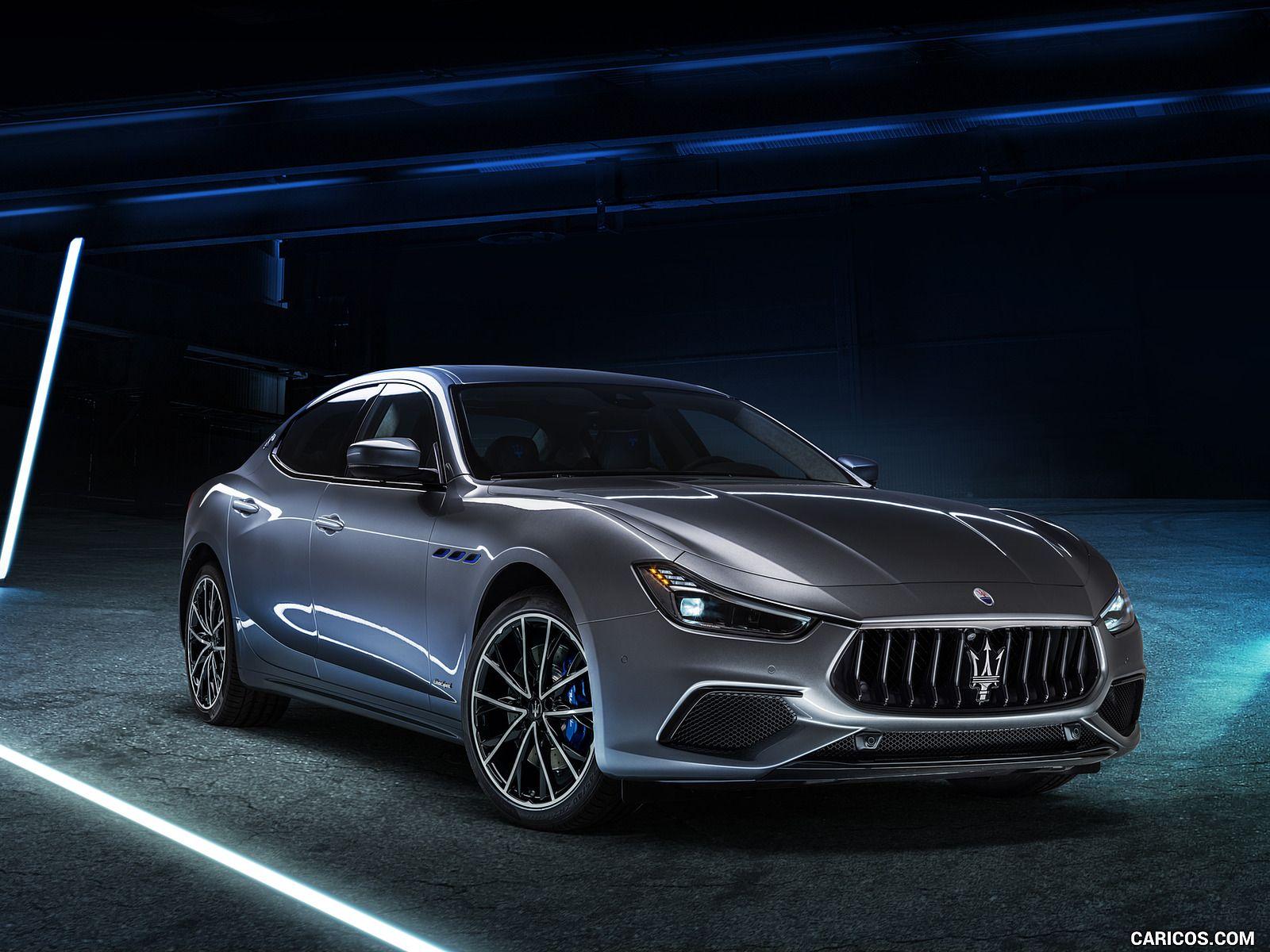 2021 Maserati Ghibli Hybrid in 2020 Maserati ghibli