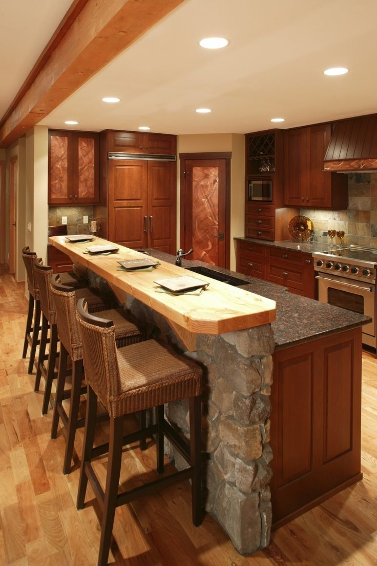Beau Ideas For Kitchen Bar Tops U2013 My Favorite Picture
