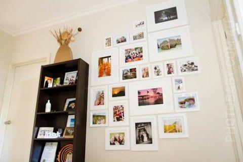 アート 写真 絵の飾り方のコツ 壁をおしゃれに飾る インテリアtips ポスター 飾り方 写真 飾り方 おしゃれ 写真 飾り方