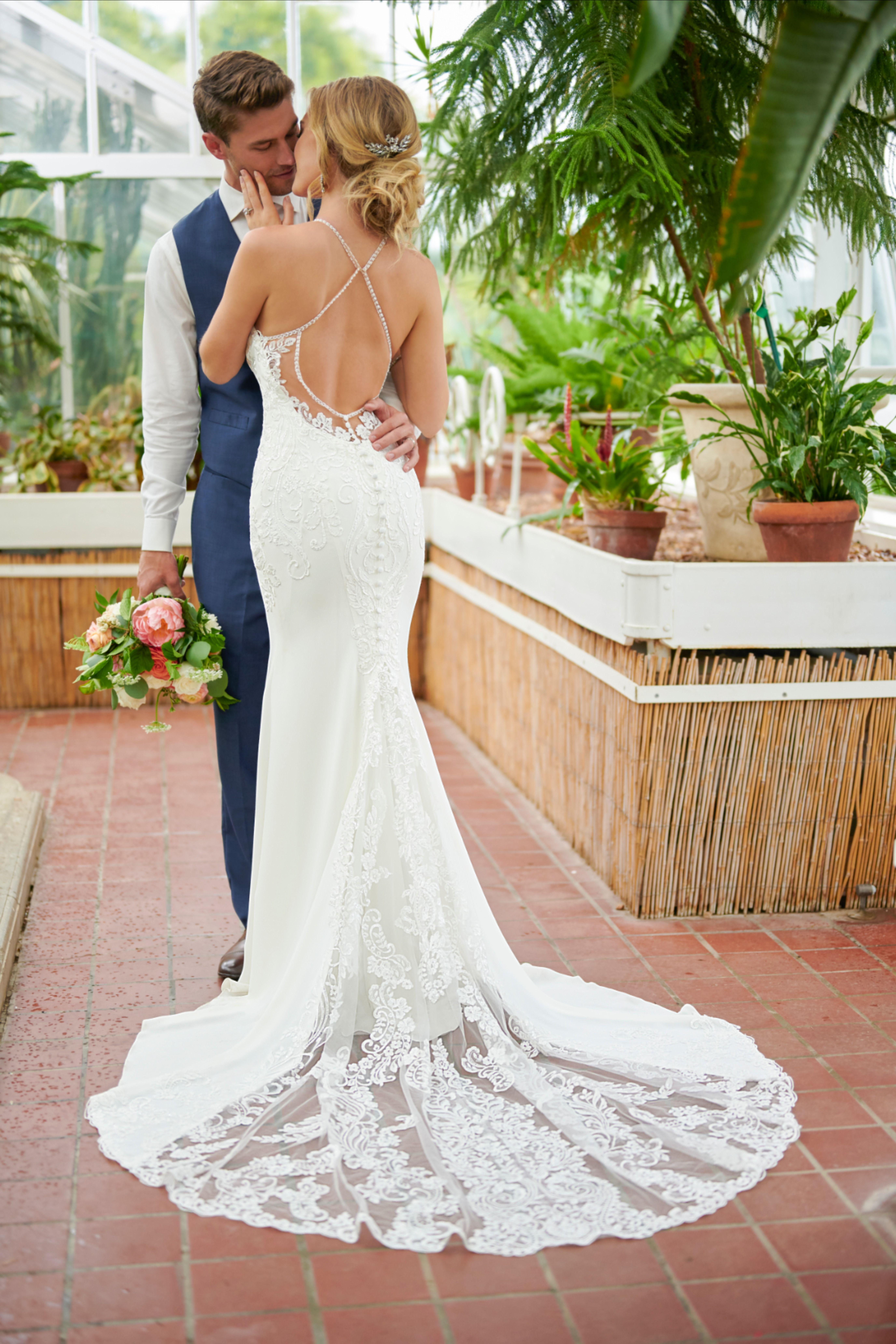 Sommerliche Brautkleider in 13  Stella york hochzeitskleid