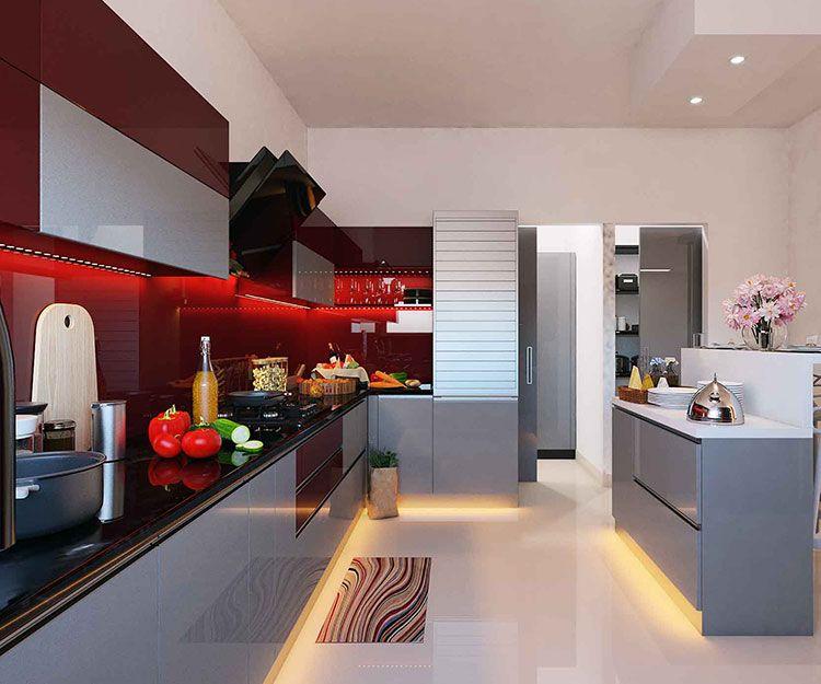 Modular Kitchen Bangalore   Kitchen design, Kitchen, Interior