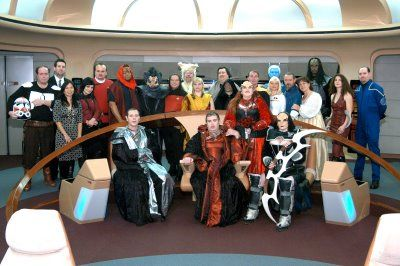 Las Vegas Wedding Chapel And A Star Trek Themed Ceremony The Specialists