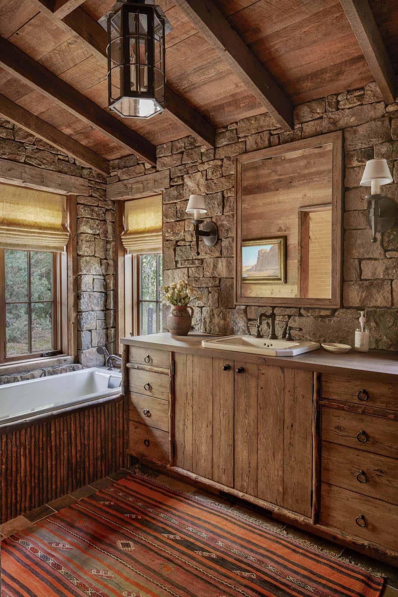 Rustic Ranch In Utah Designed For Family Getaways Lost Creek
