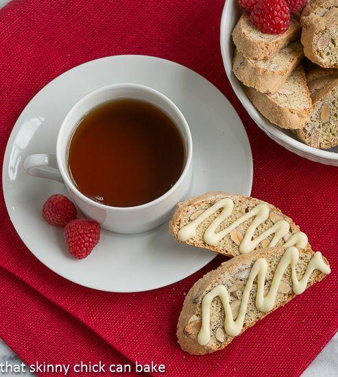 Cantuccini AKA Almond Biscotti #TuesdayswithDorie
