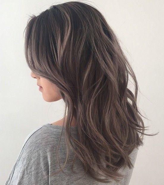 Mushroom Hair Color