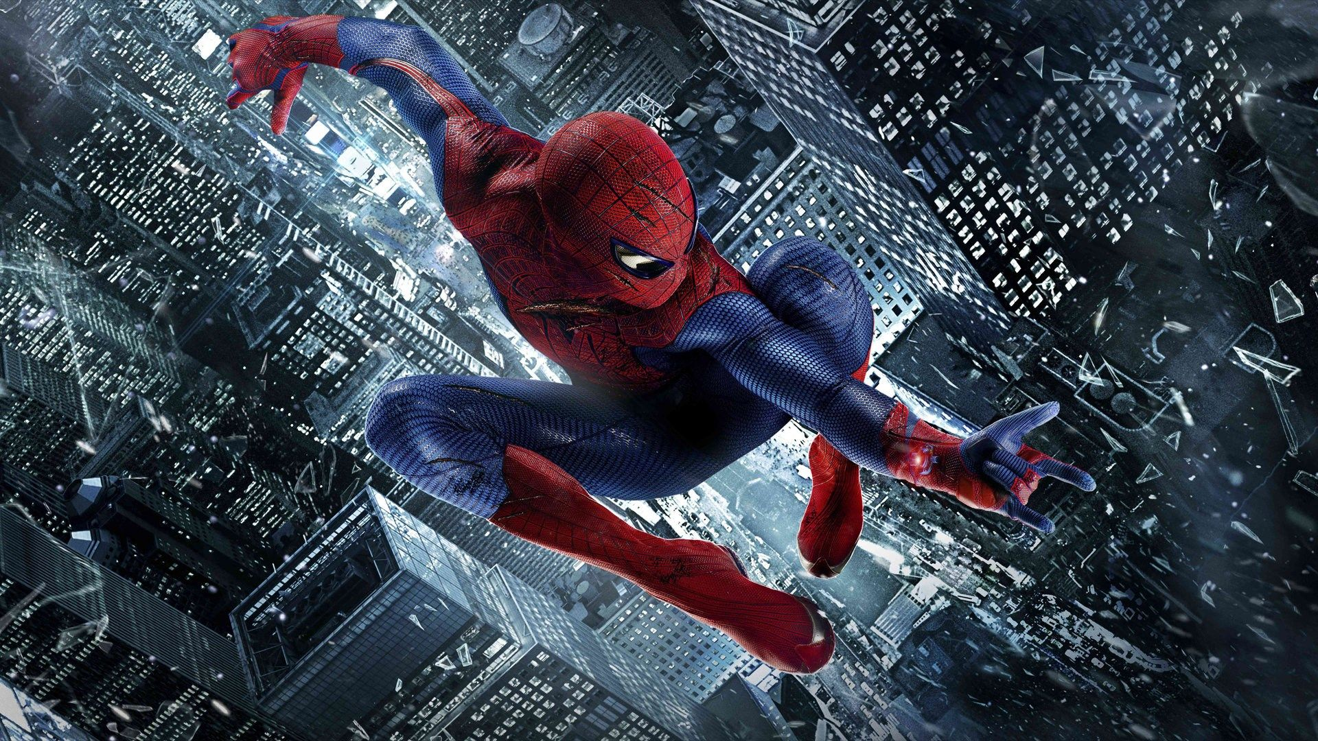 1920x1080 Px Widescreen Wallpapers The Amazing Spider Man Backround By Hurley Sinclair For