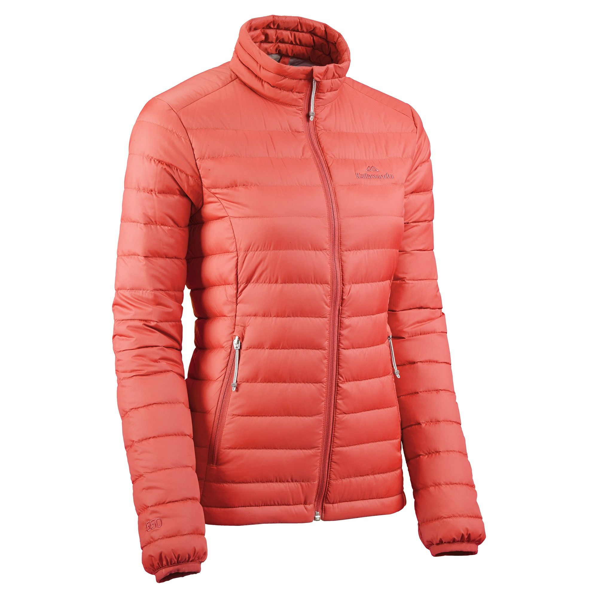 Buy Heli Women's Lightweight Down Jacket - Coral online at ...