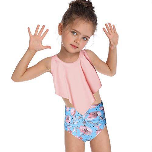Essentials Girls 2-Piece Bikini Set