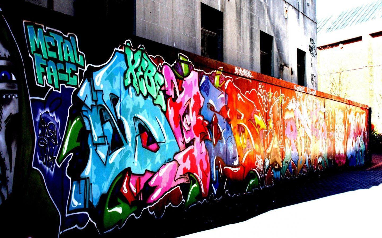 Graffiti Style Street Style