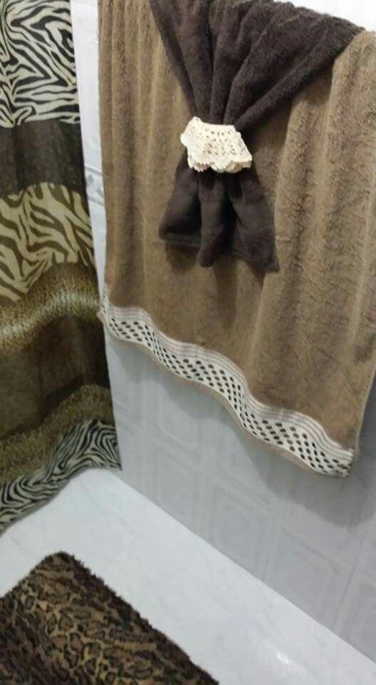 toallas decorativas bao