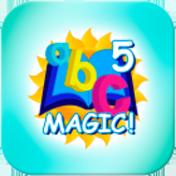 ABC Magic 5 Phonics free, Phonics apps, Kids app