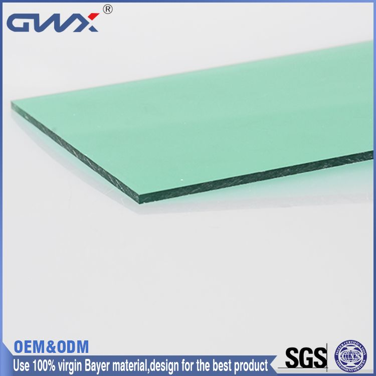 Chinagwxpc Com Solid Polycarbonate Sheet 4mm 6mm 8mm 10mm Solid Polycarbonate Roof Sheet Price From Guangzhou Polyc Plastic Roofing Solid Sheets Roofing Sheets