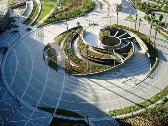 Pin de swanzhen swanzhen en pinterest paisajismo for Arquitectura holandesa