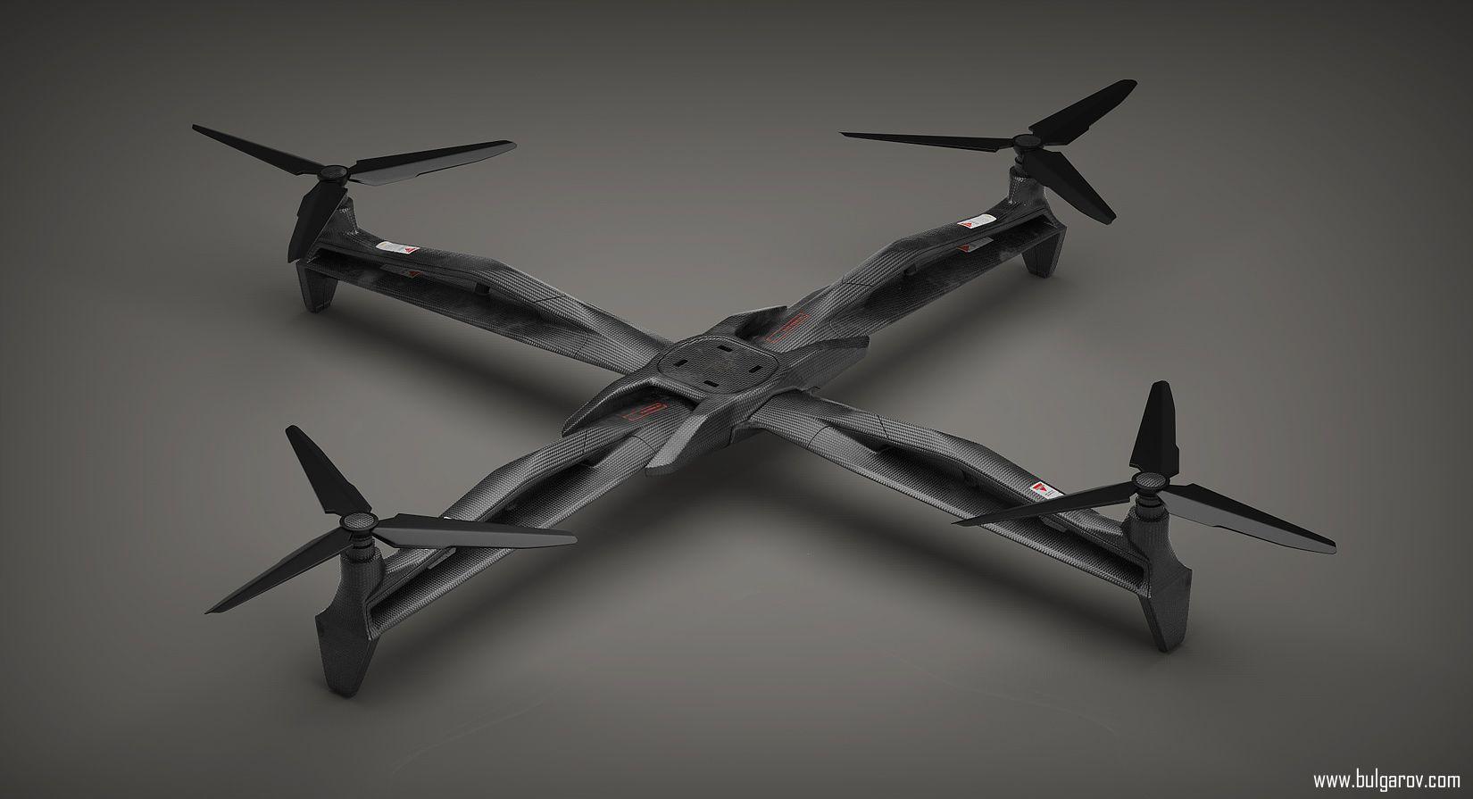 Art of Vitaly Bulgarov | drone | Pinterest