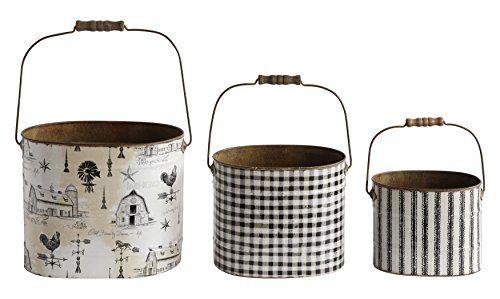 Creative Co-op DA6825 black & White Tin Bucket Set with W... https://www.amazon.com/dp/B01L4N7L6C/ref=cm_sw_r_pi_dp_x_ikGYyb879DX2N