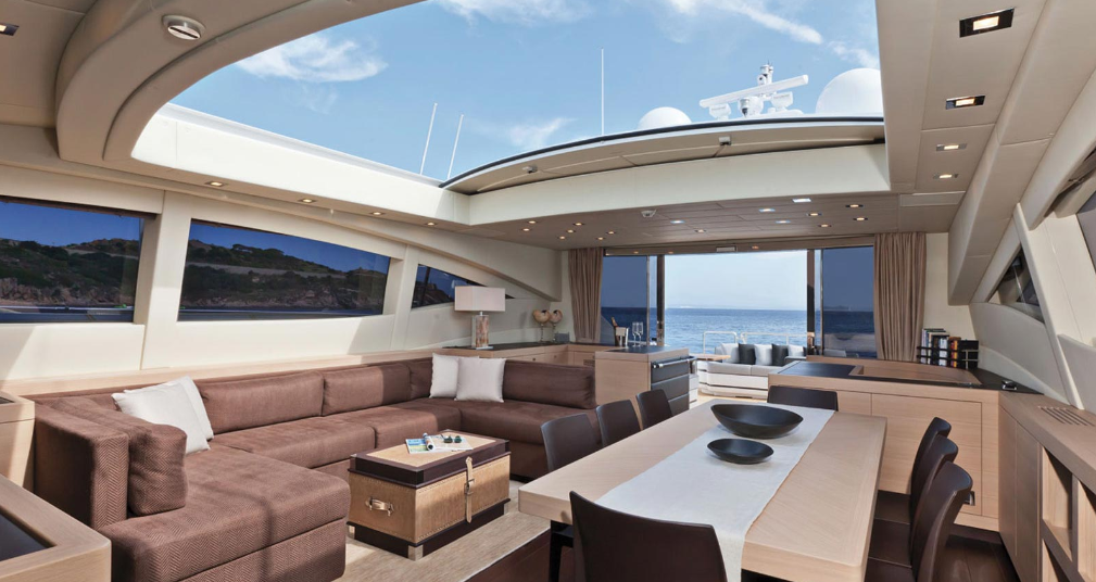 Yacht Interior Photos