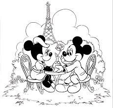 Image Result For Disneyland Paris Colouring Pages Mickey Mouse Coloring Pages Minnie Mouse Coloring Pages Disney Coloring Pages