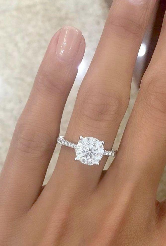Buy Black Diamond Ring India | Wedding | Simple diamond ...