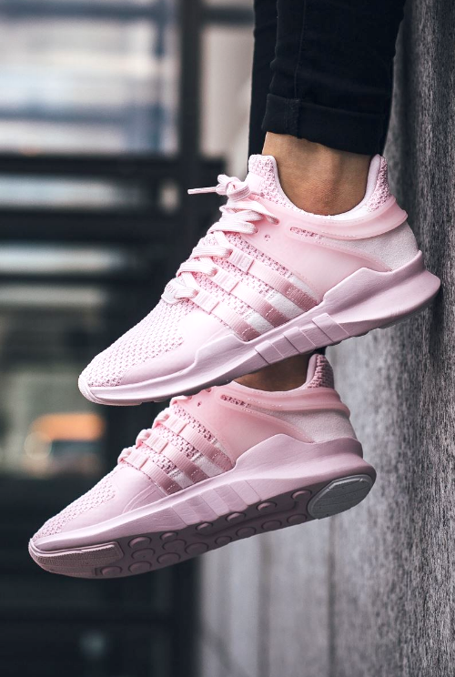 Http Sneakerscartel Com Adidas Equipment Support Clear Pink Sneakers Shoes Kicks Jordan Lebron Nba Dress Shoes Womens Casual Sport Shoes Pink Adidas