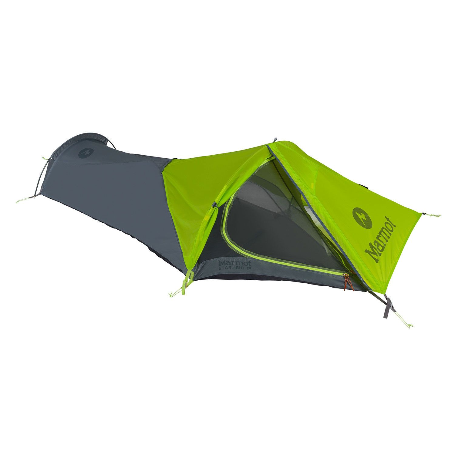 Marmot Starlight Tent Green LimeSteel *** Check out this great product.  sc 1 st  Pinterest & MARMOT Starlight 1 Person Tent - green lime - steel_open alt ...